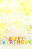 Celebration poster background