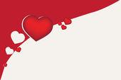 Romance poster background