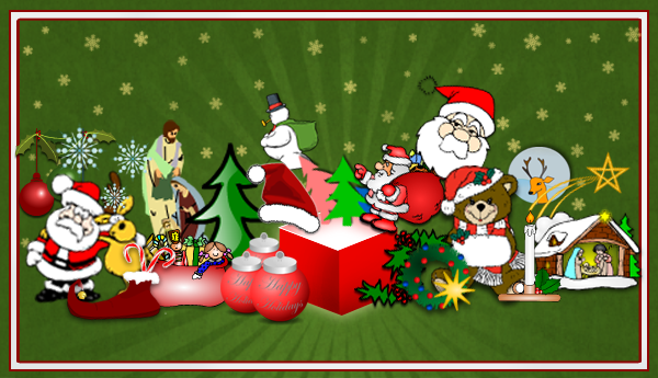 christmas and holiday clipart