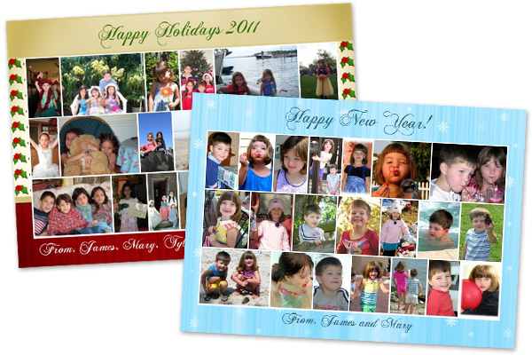 holiday card ideas