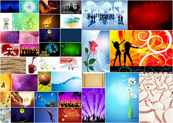 poster backgrounds mosaic