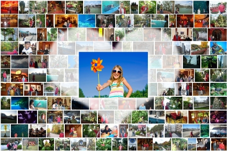 Create Posters from photos on Facebook | Design Studio
