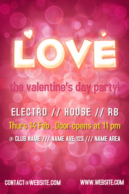party flyer template