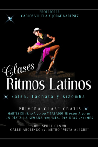 Latin Dance Lessons