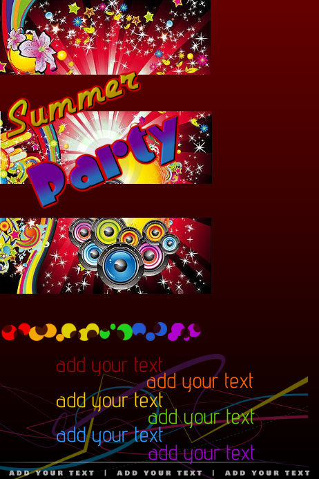 Summer Poster Templates | PosterMyWall