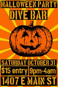 Halloween Flyers idea