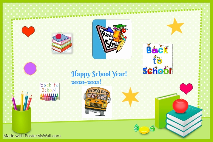 Happy School Year!