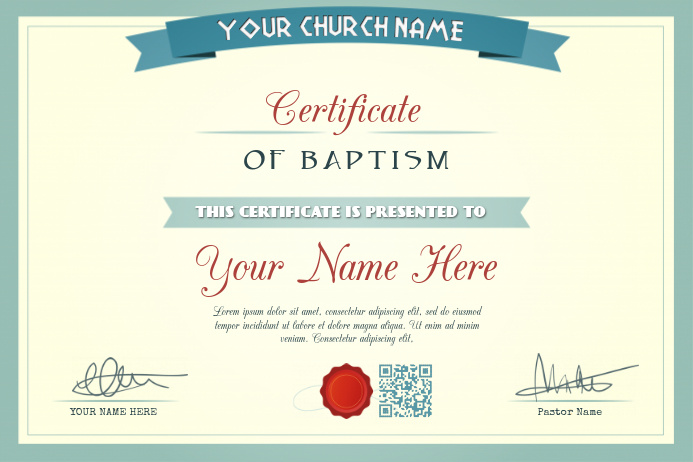 church certificate template baptism wedding appointment sacrament marriage membership. Black Bedroom Furniture Sets. Home Design Ideas