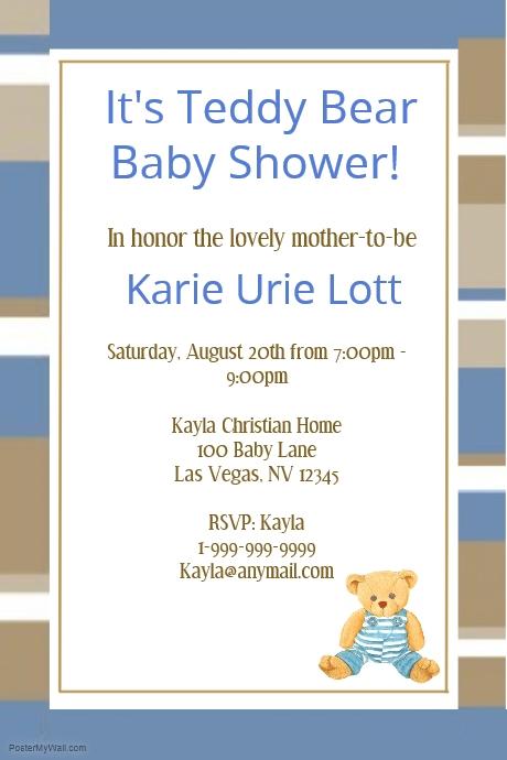 baby shower flyer template c3c0ba88696d5651052d263b093dbe08