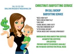 babysitting ad example - thelongwayup.info