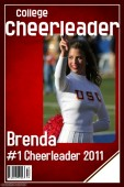 Sample Cheerleading Posters