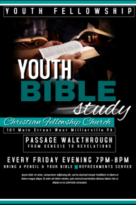 church flyer templates postermywall