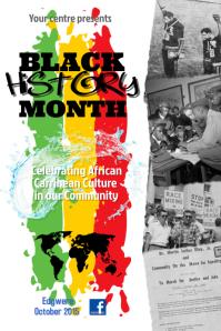 Sample Black History Month
