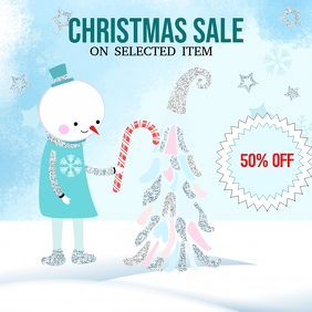 Boxing Day Sale Event Template