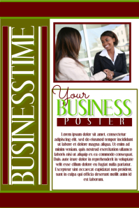 Small Business Flyers idea