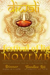 Diwali Poster Templates | PosterMyWall