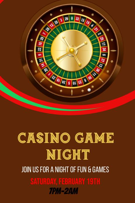 Casino night flyer template online casino portal casino night poster template 49ff4f580cc427b7c0ca194f3fd725adscreengts1474535381 saigontimesfo