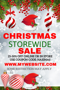 Christmas Storewide Sale