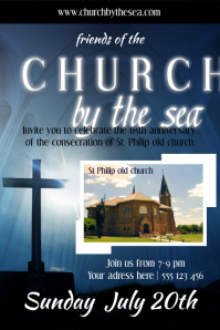 Church Poster Template