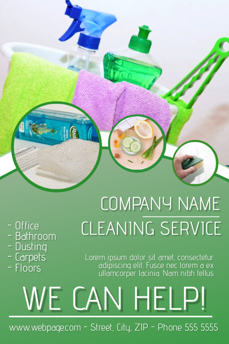 cleaning service flyer template postermywall. Black Bedroom Furniture Sets. Home Design Ideas