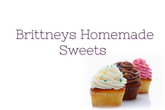 cupcake flyer template