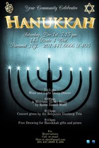 Sample Hanukkah