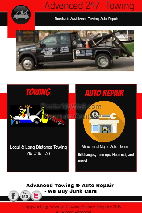 Copy of Towing Service