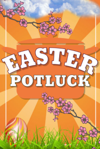Customizable Design Templates for Potluck Event | PosterMyWall