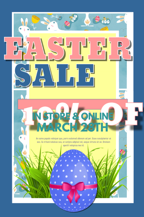Hello @Queen_Roogna,. There is no information of an Easter sale this year by EA. You can however stay updated in case they decide to have a sale by following EA's Twitter or .