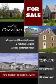 Sample Real Estate Flyers