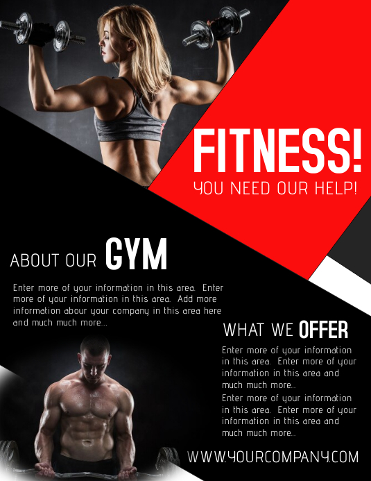 Fitness Postermywall
