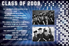 Graduating Class Template
