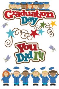 Graduation Day Poster