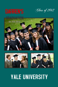graduation collage template