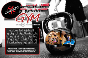 Gym Workout Offer Fit Challenge