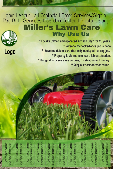 Lawn Care Website Templates. 50 best html business website ...