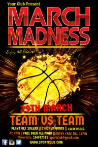 Basketball Posters idea