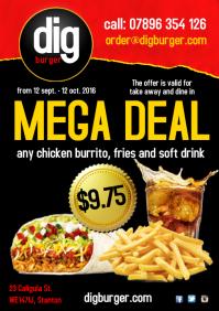 Mega Deal Flyer