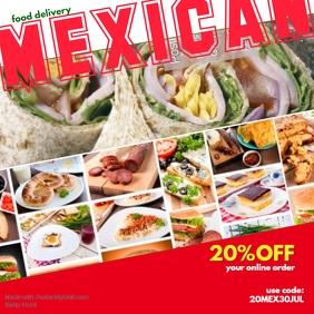 mexican food insta