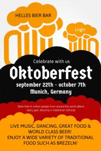 oktoberfest flyer template width=