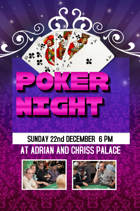 Posters poker