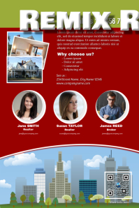 real estate flyers  templates amp printing  postermywall see all customizable templates