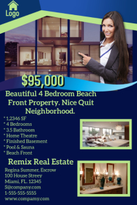 Remix Real Estate Flyer