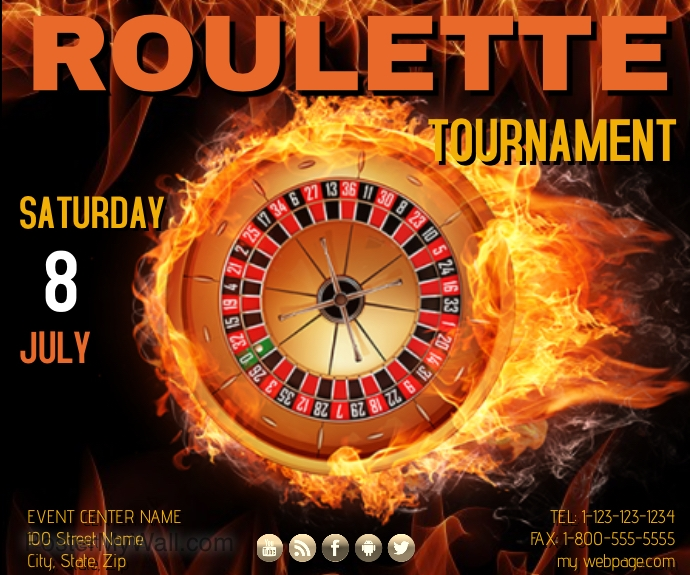 Roulette tournaments facebook