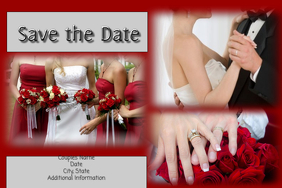 customizable design templates for save the date template postermywall. Black Bedroom Furniture Sets. Home Design Ideas