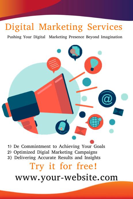 Social Media template | PosterMyWall