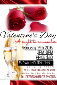 Romantic Poster Templates PosterMyWall
