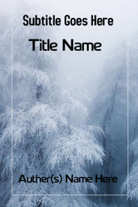 Winter Wonderland Book Cover