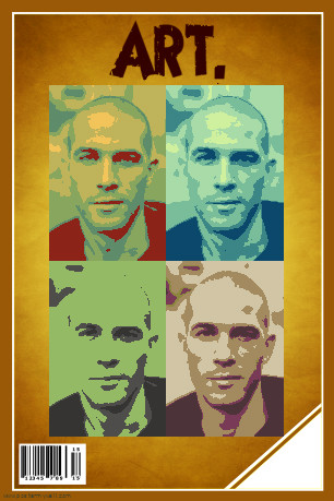 andy warhol poster idea
