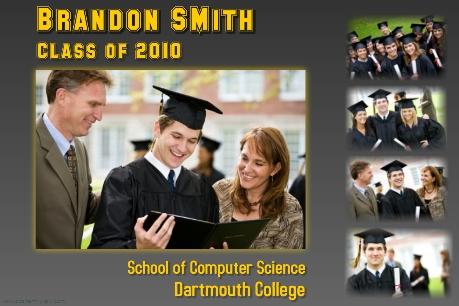 graduation gift poster idea